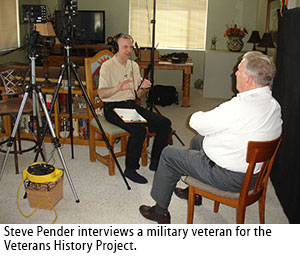 Veterans History Project Interview