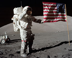 Gene Cernan - The Last Man on the Moon
