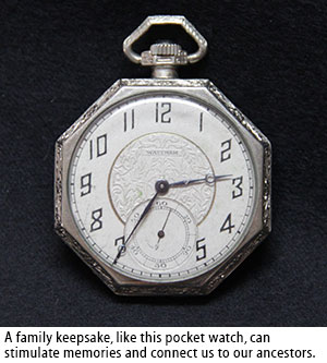 Grandpa's Pocket Watch