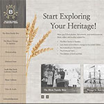 Family History Site Home Page