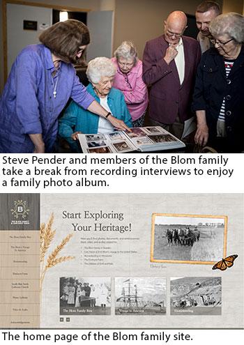 Family History Site Photos